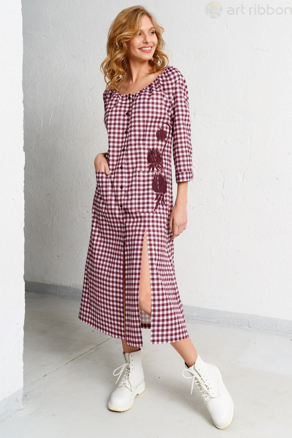 М3429P платье женское