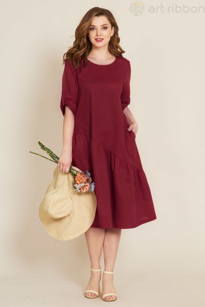 М4018P_1 платье женское