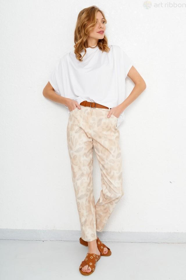 М3457B брюки женские