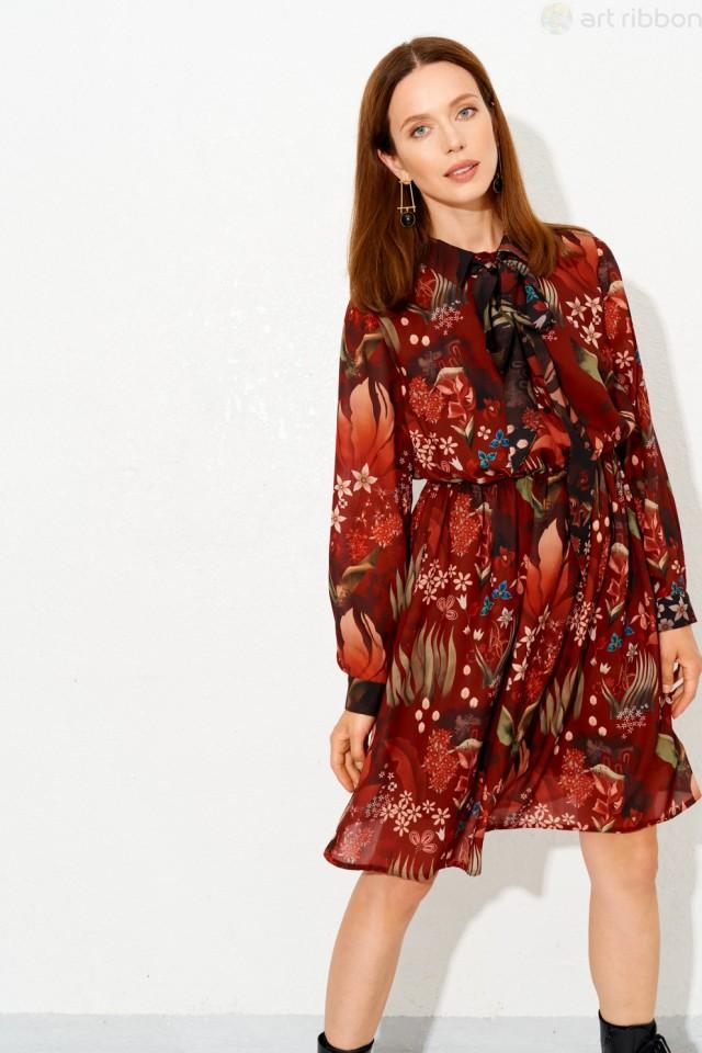М3561P платье женское