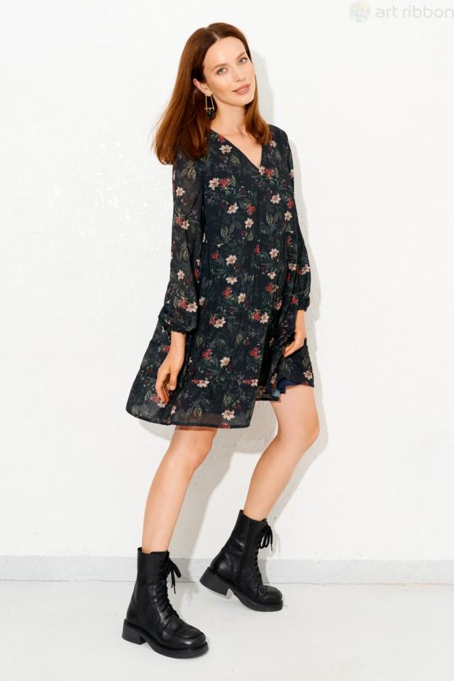 М3573P платье женское