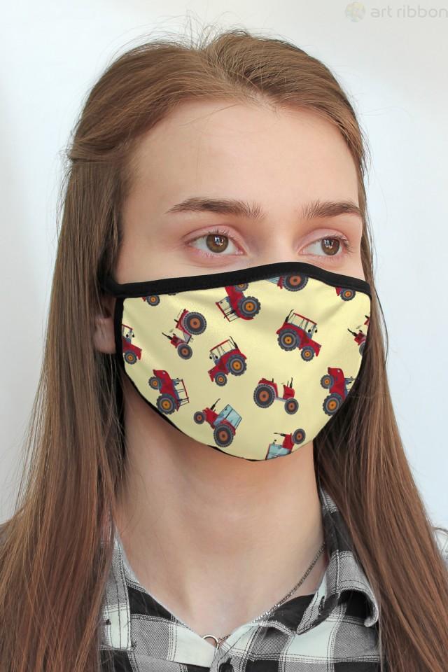 М7011 маска защитная
